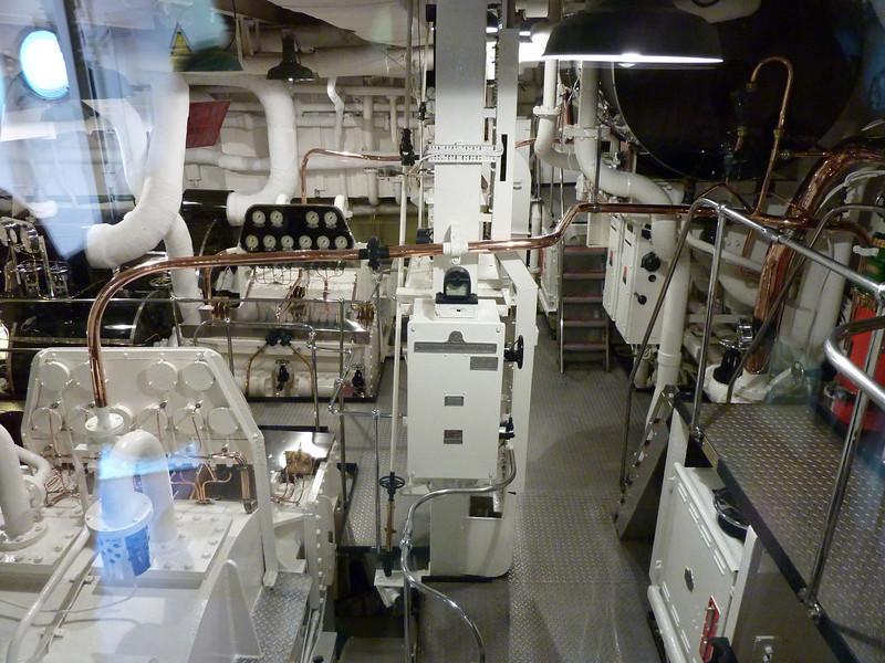 Britannia Engine room 2