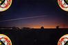 1999 Christmas Shuttle Plasma Trail
