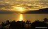 Sunrise over the Cairns Esplanade in Cairns, Queensland in June 2013