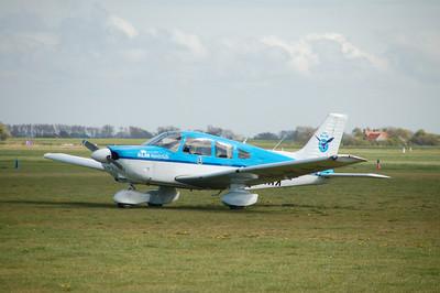 Vliegen met PH-KAX
