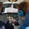 Geïmproviseerd IFR vliegen.