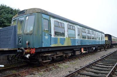 Class 118 DMU 50926  25/08/14.
