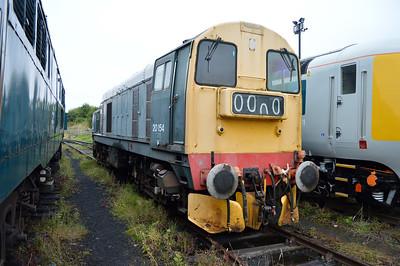 Class 20 20154  25/08/14.