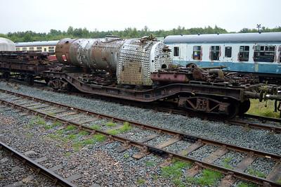 30t Bogie Warwell KDM721218  25/08/14.