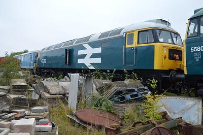 Class 47 47292  25/08/14.