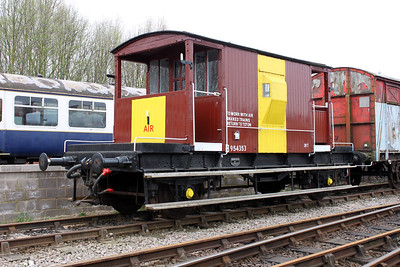 B954353 Ruddington, Nottingham Heritage Centre 26/03/11.