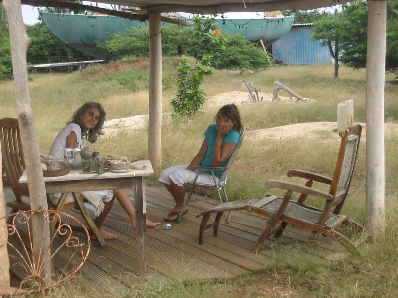 Ana Maria & me
