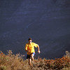 Cape Town, South Africa, trail runners, Table Mountain