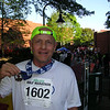 Charlottesville Half Marathon, April 7, 2012. 1:47:29 (personal best). Finished 3rd in age group and 144th of 911 finishers. (Pic 1 of 3)