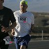 Death Valley HALF Marathon, Feb 4, 2012.  1:54:48 finished 1st in my age group and 31st overall (~250 total).