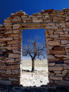 """Doorway""  Near Encino, NM"