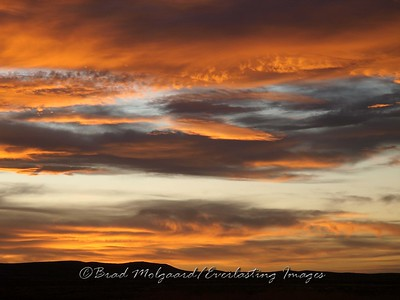 """Layers""-Eddy County, Carlsbad, New Mexico"