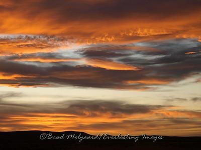 """Layers""-Eddy County, Carlsbad, New Mexico"