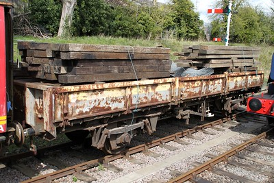 DC460171 at Rushden Station Museum Railway 14/04/12