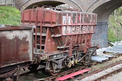 5A 22t Presflo Tunnel Cement Tank   14/04/12