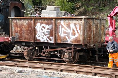 B38xxxx 27t Steel Open Tippler   14/04/12