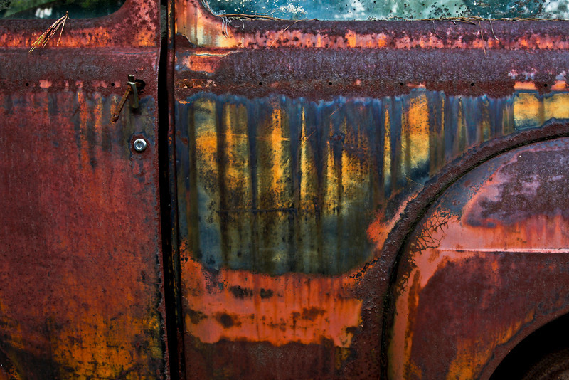 Rust Never Sleeps by Scott Mais