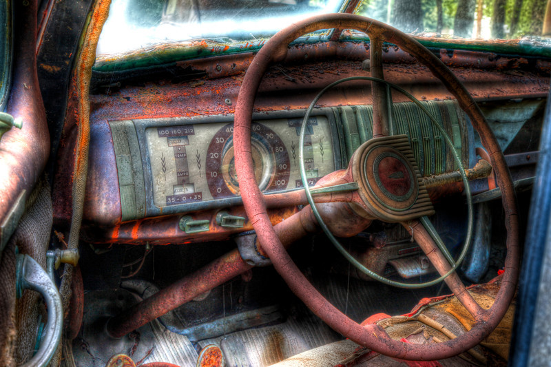 DeSoto Interior by Scott Mais