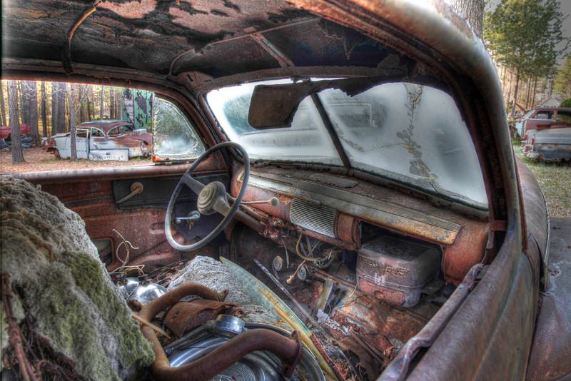 Ford Deluxe by Scott Mais