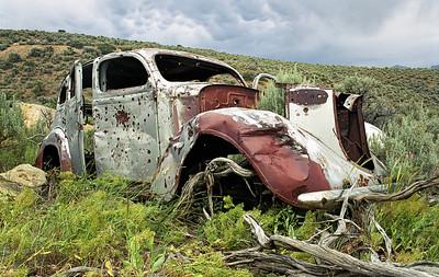 Bonnie-&-Clyde-Car