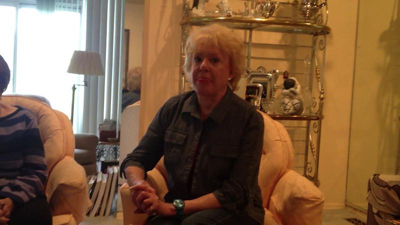 Part 1: Ruth Goldstein&Ronnie Davidson interview