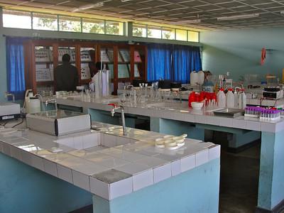 One of ISAE University's laboratories.