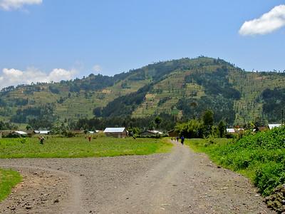 Beautiful Rwanda, the Land of a Thousand Hills.