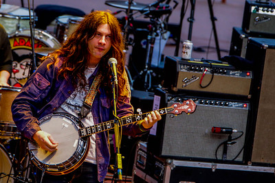 Kurt Vile performs at Red Rocks Amphitheater on Aug. 17, 2016. Photos by Michael McGrath heyreverb.com.