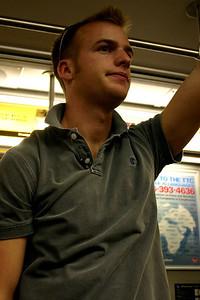 joe on subway