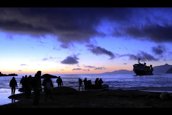 S Georgia and Falklands Sound Slide Show