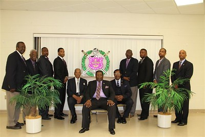 Omicron Omega Chapter 2011