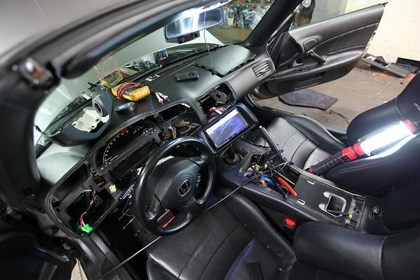 S2000 JDM Bezel