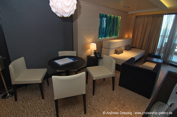 S6 Aft Facing Haven Suite