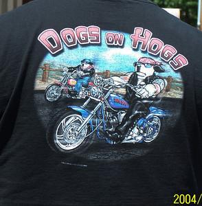 SAVAGE RIDE JOHNSTOWN - JUN 2004