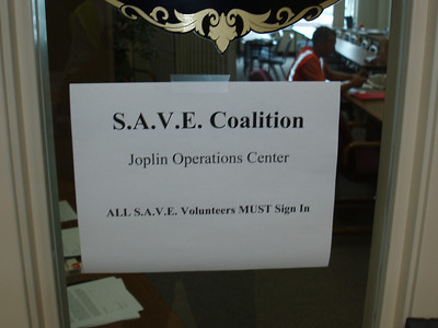 36 Operations Center sign