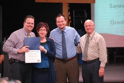 Congratulations Linda Morris!