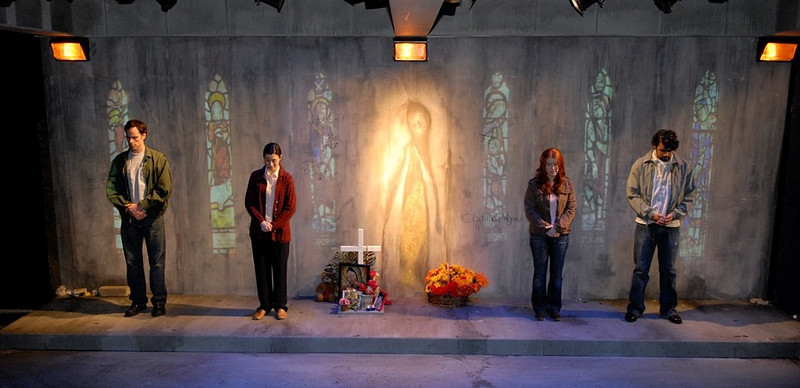 "<h3>SCENIC ARTIST</h3><span style=""color:#009FC3;"">  Means of Production - Hang Le, Charge <br>OUR LADY OF THE UNDERPASS <br>Teatra Vista, scenic design by Brian Sidney Bembridge</span>"