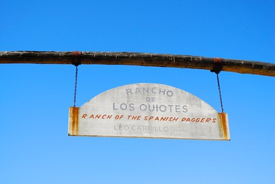 SDWS 2/14/15 Paintout with Shuang Li @ Leo Carrillo Ranch Historic Park in Carlsbad