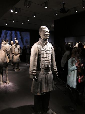 SF Asian Art Museum Terracotta Warriors