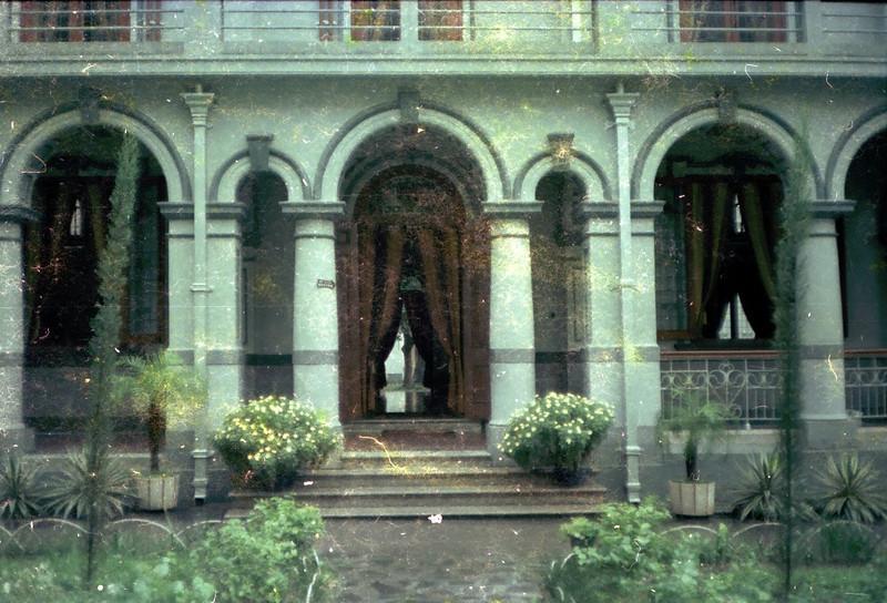 Chapel Entrance.