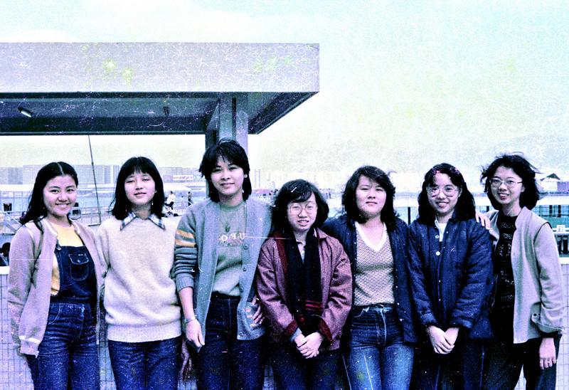 shcc memories<br /> Liver, Anne, Nancy, Celina, Evia, Stella, Lana