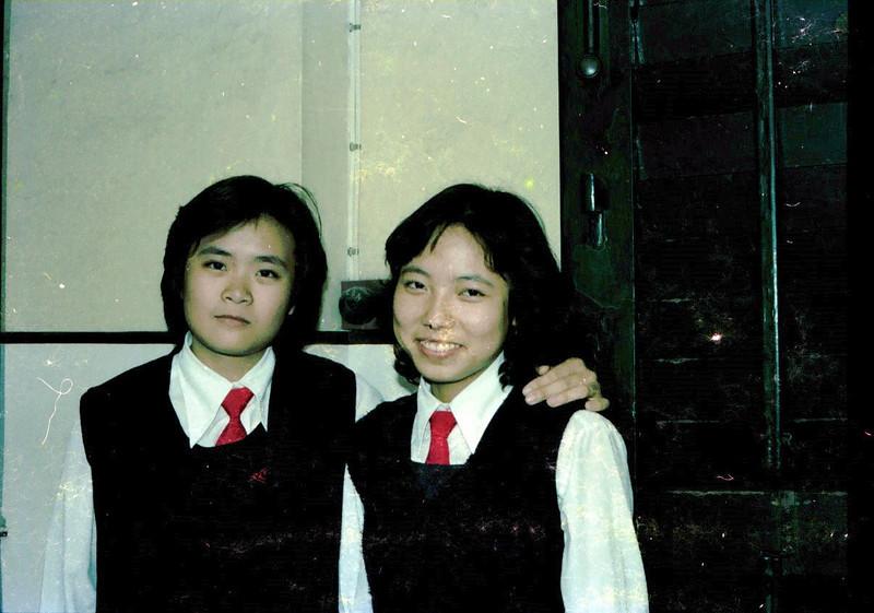 Susan and Cindia