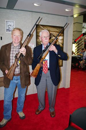 SHOT Show, tribute rifles