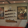 Dad's famous Winchester Model 70 in .270 caliber and two prototype replicas were displayed at the Winchester booth during the 2012 SHOT show in Las Vegas. Producing a series of rifles in honor of my father had been my dream for decades.