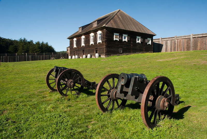 Fort Ross, Califronia State Park