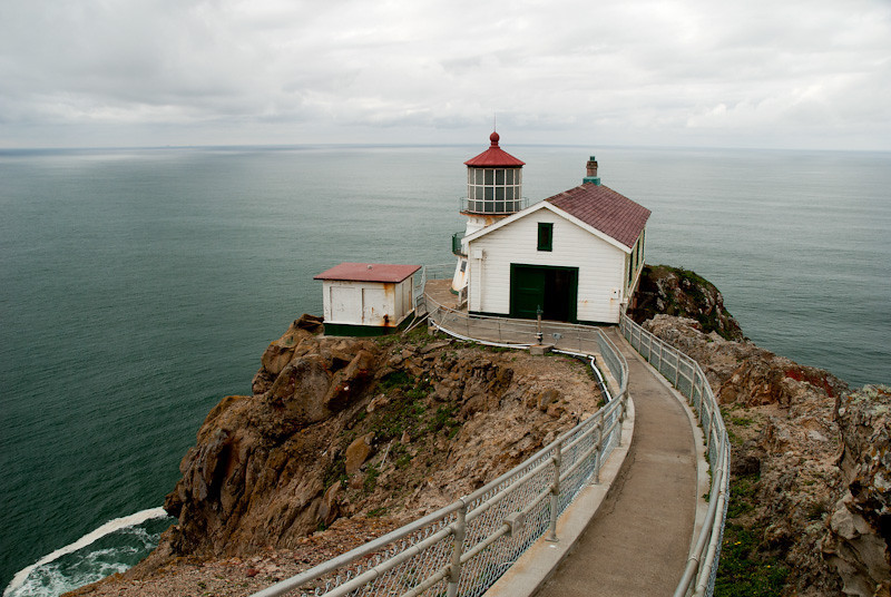 Pt Reyes Light House