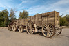 Borax Wagons at Furnace Creek DV
