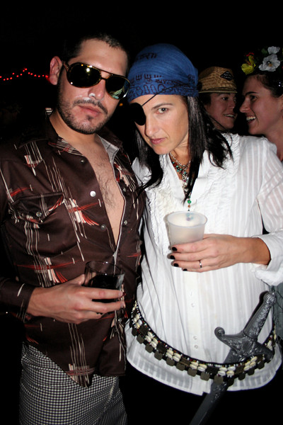 aaron and vonda (halloween)