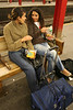 rhizlane and sabrina (the homeless french girls) - nyc