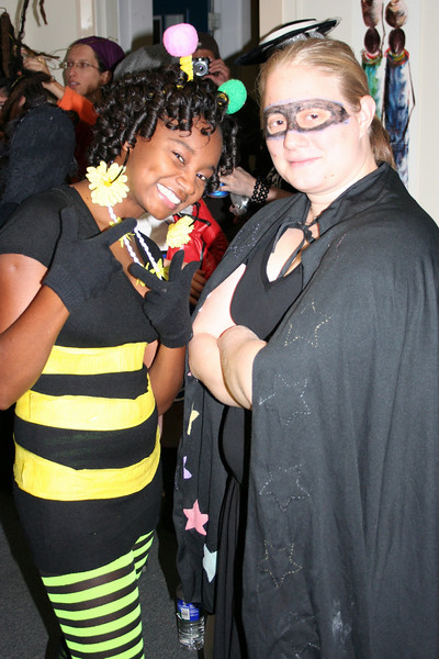tasha and martha (halloween)